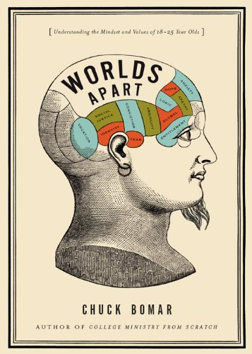 Book recommendation: Worlds Apart, by Chuck Bomar